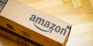 Un pacco di Amazon