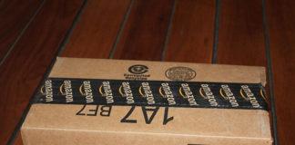 Un pacco Amazon