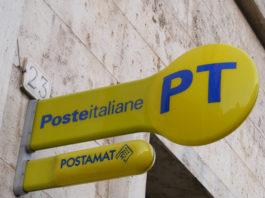 Insegna ufficio Postale di Poste Italiane
