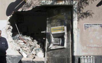 Nuovo colpo della banda dell'escavatore: assalto al postamat di Valverde