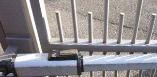 Cancello guasto