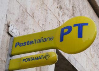 Insegna Ufficio Postale