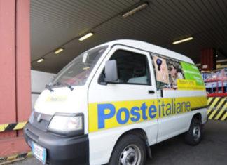 Poste, servizio trasporti esterno