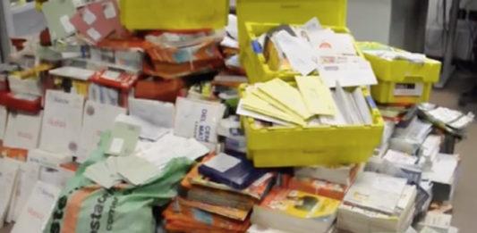 Poste Italiane, Catania: caos al recapito